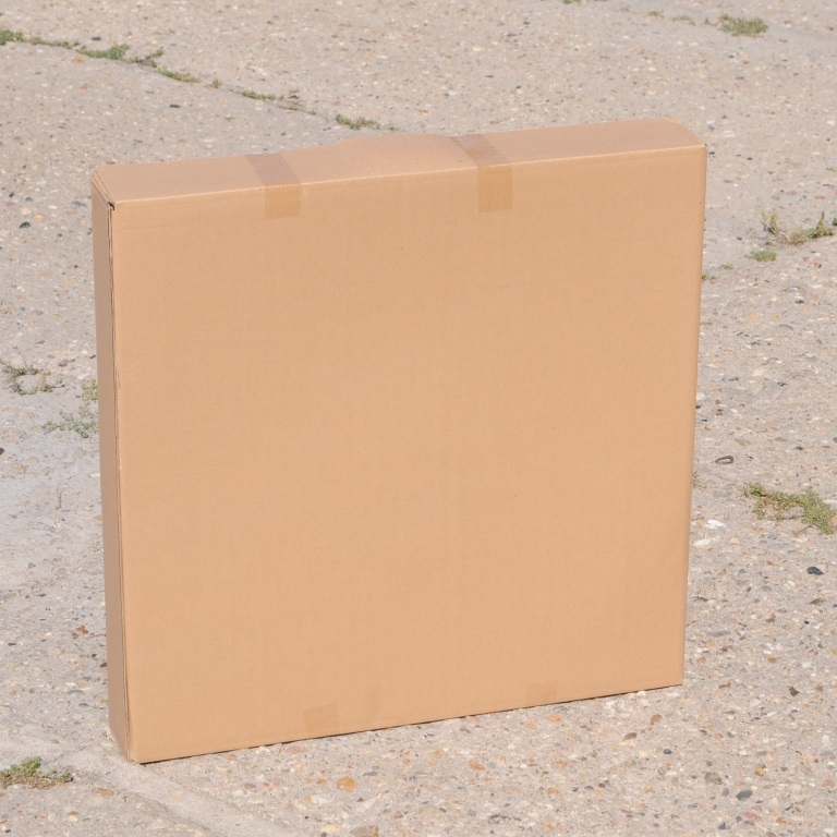Внешний вид 1 упаковки уличного зеркала