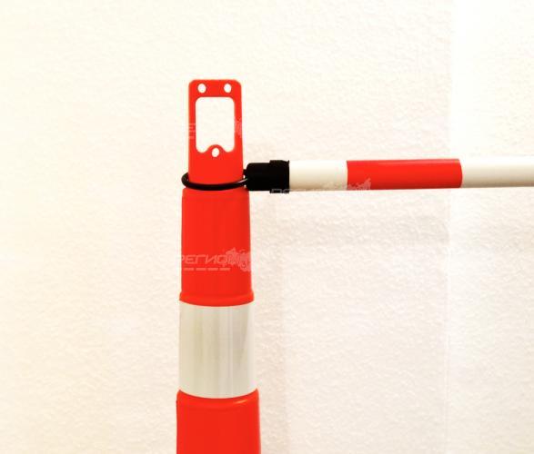 Сигнальный столбик Лупер (Looper) и телескопическая раздвижная балка