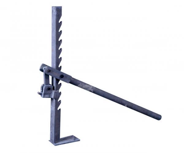 Устройство для произведения демонтажа столбиков стилфлекс сигнальных
