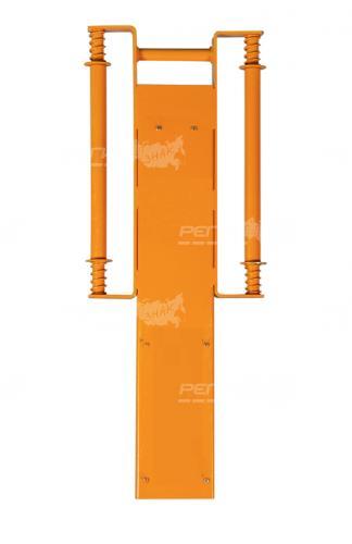 Инструмент для ручной установки столбиков