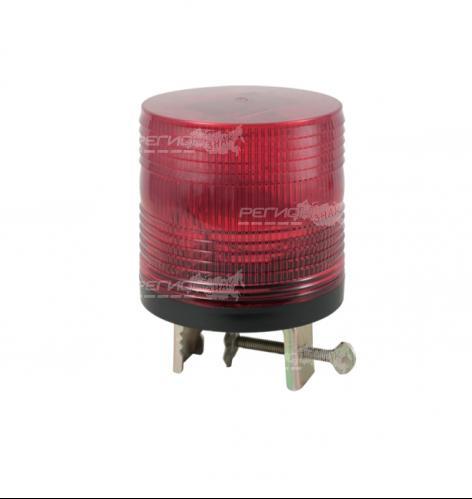 Дорожный фонарь с металлическим креплением